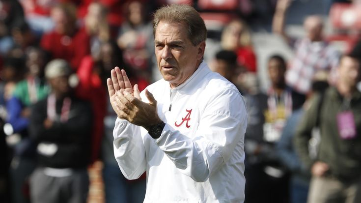 Alabama head football coach Nick Saban was as selected as one of 16 semifinalists for the George Munger Collegiate Coach of the Year Award, Maxwell Football Club President Ron Jaworski announced Friday morning.#Alabama #RollTide #Bama #BuiltByBama #RTR #CrimsonTide  #RammerJammer
