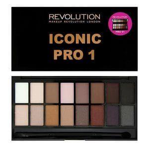 Makeup Revolution Salvation palette Iconic Pro 1 £6    Superdrug