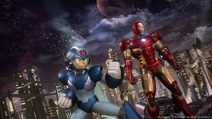 Lançamento de Marvel vs Capcom Infinite