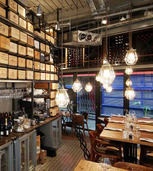 28-50 Wine, Workshop & Kitchen   Marylebone   London