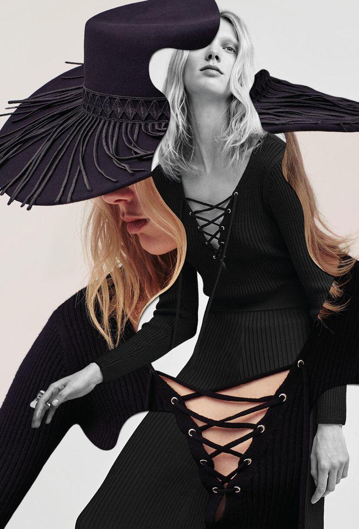 best uterque art essays nº ss images art  pablo thecuadro s mastery of fashion photo collages fubiz media