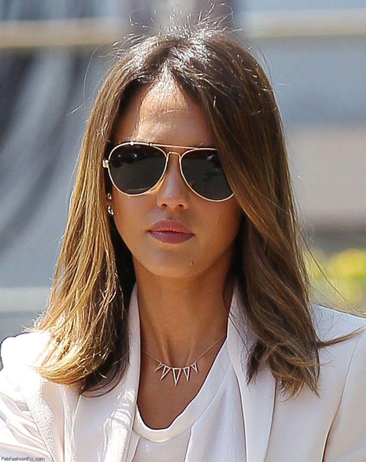 Jessica alba sunglasses something is