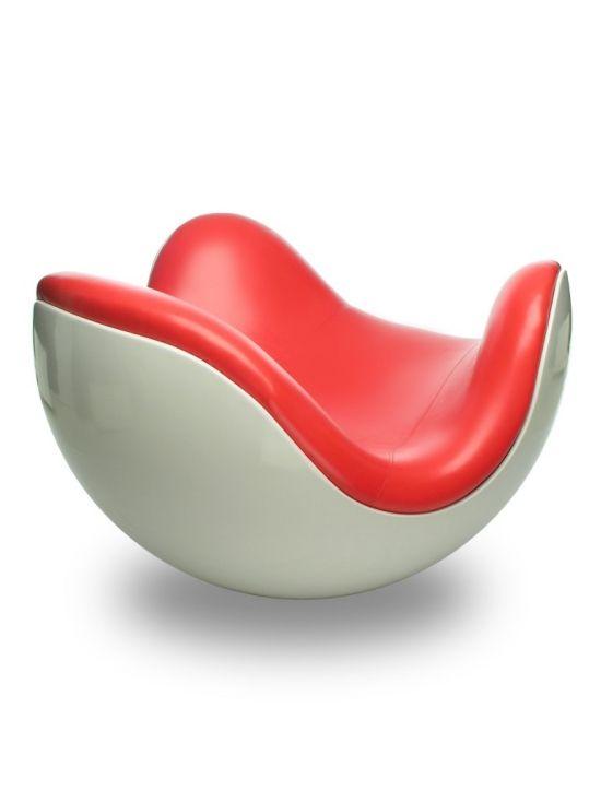 Designer Relaxsessel von Batti sichert Komfort und Entspannung - bunte hocker designs streichen technik