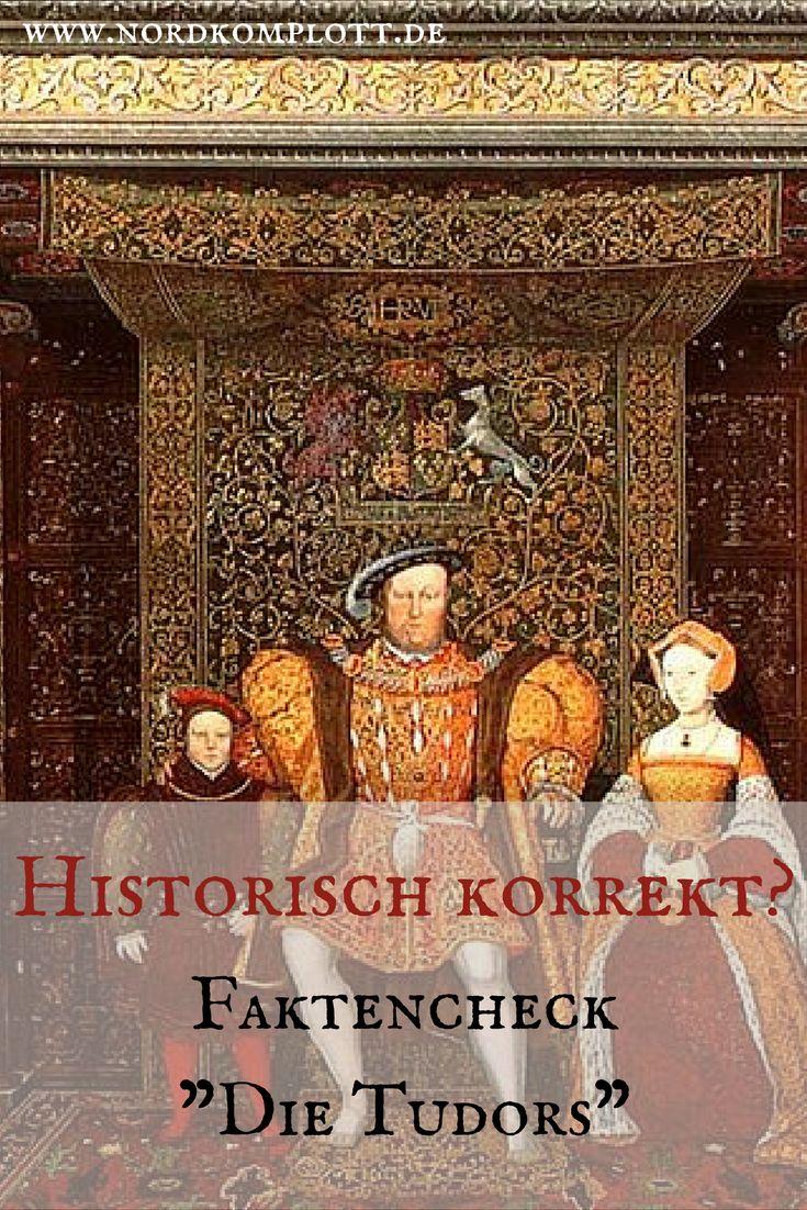 """Die Showtime-Serie """"Die Tudors"""" nahm sich des Lebens von Heinrich VIII. auf eine ungewöhnliche Weise an. Zahlreiche historische Fakten mischten sich bunt mit historischer """"Freiheit"""" der Macher der Serie, und auch der Hauptdarsteller Jonathan Rhys Meyers entsprach nicht wirklich dem Bild, was man in der Regel von Heinrich VIII. hatte."""