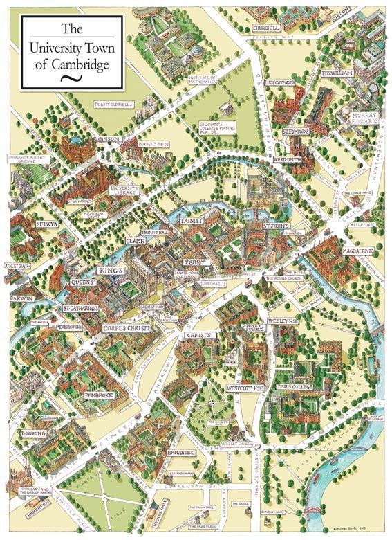 Katherine Baxter – Maps – Cambridge                                                                                                                                                                                 More