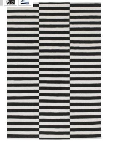 Ikea Stockholm Rand carpet