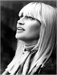Mary Travers of Peter, Paul and Mary - one of the most beautiful women that ever lived, and not just because she is pretty.