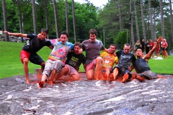 5. Being wacky is pretty much in the job description | 20 Reasons Why Working At Summer Camp Is The Best Job You'll Ever Have