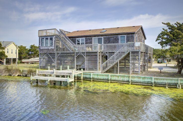 17 best images about hatteras island on pinterest for Hatteras cabins rentals