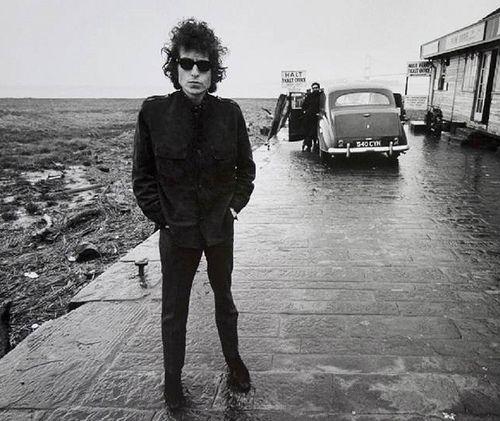 Bob Dylan, Aust Ferry, England 1966