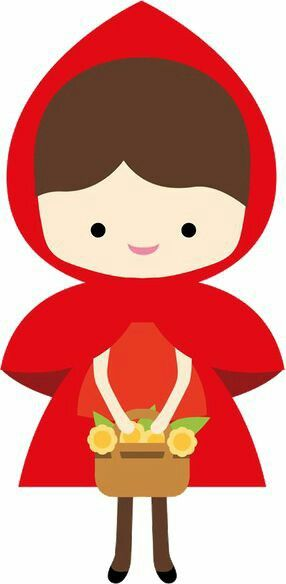 565 best little red riding hood and the big bad wolf images on rh pinterest com little red riding hood characters clipart Little Red Riding Hood Coloring