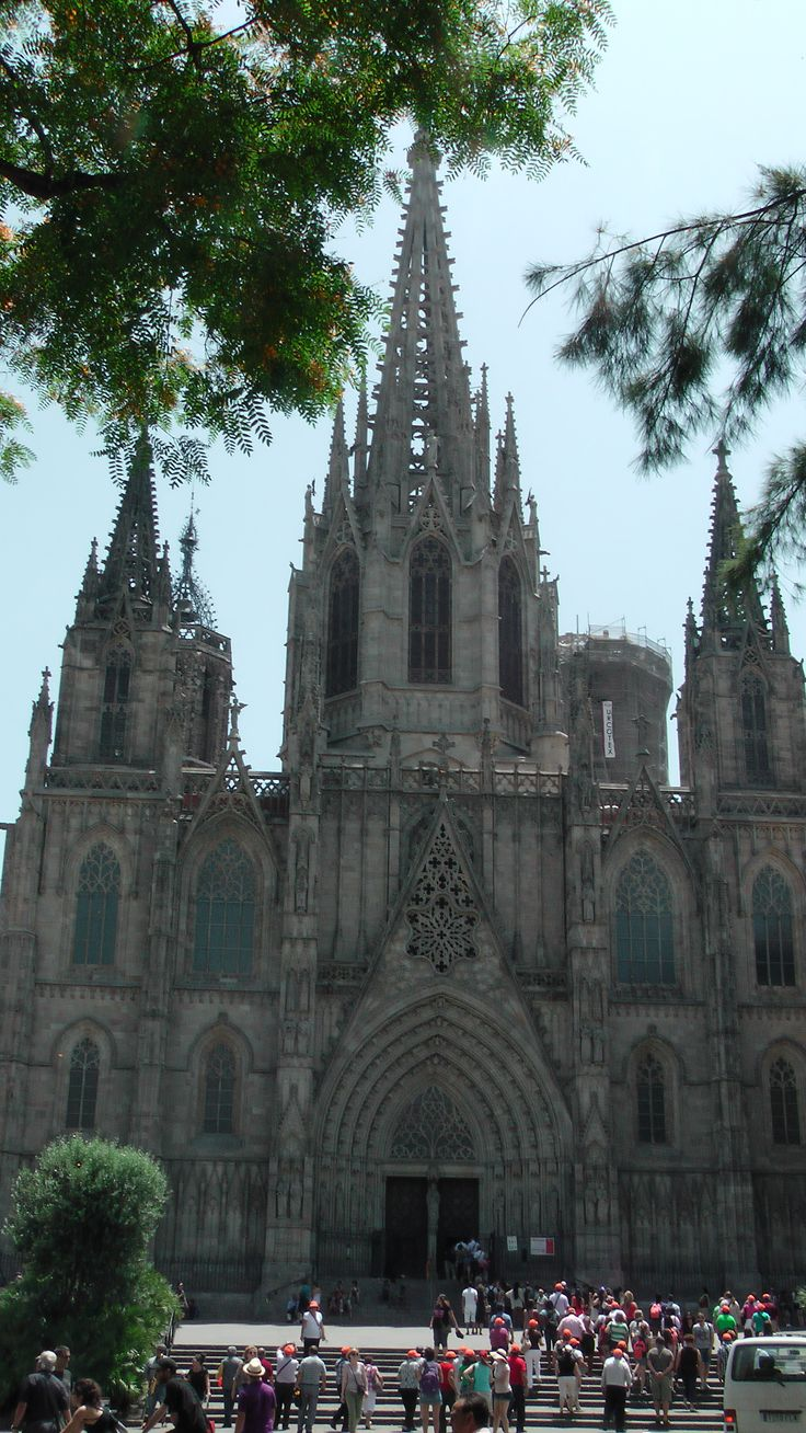 Grote Kerk Barcelona