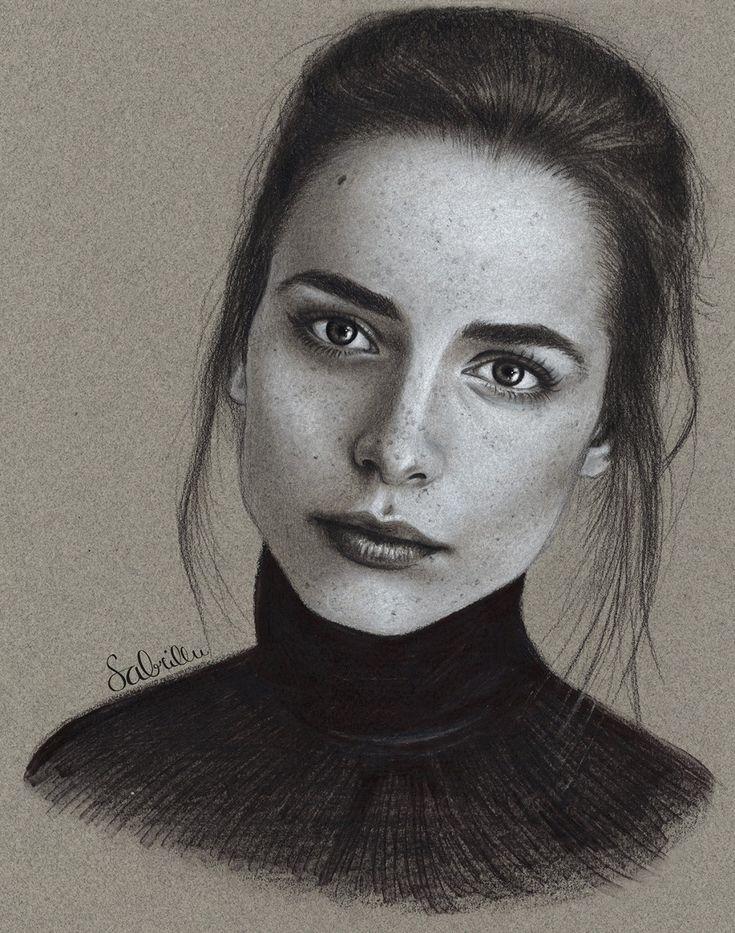 Portrait zeichnen lernen – In 6 Schritten zu besseren Portraitzeichnungen