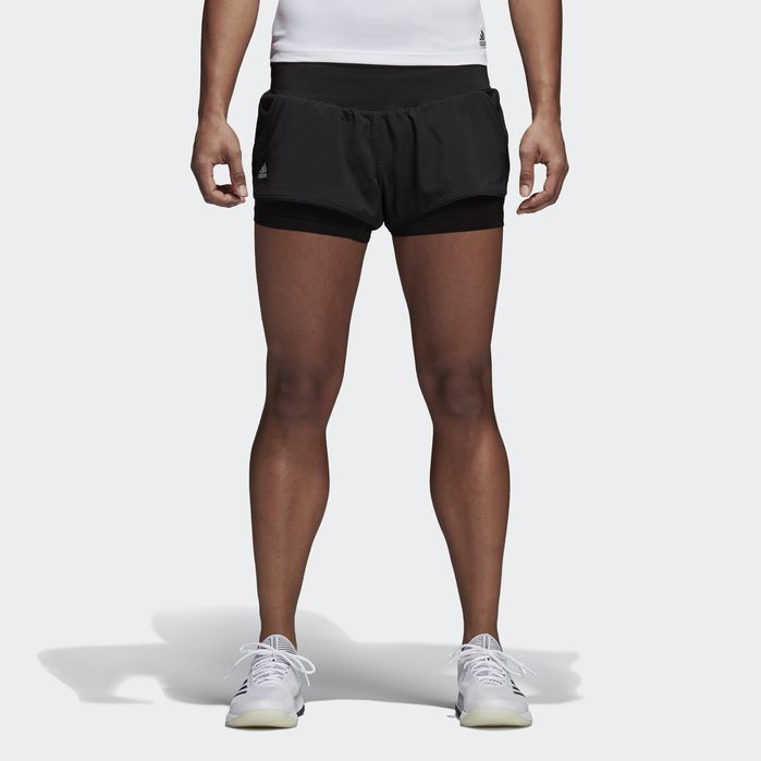 adidas Essex Shorts - Womens Tennis Shorts
