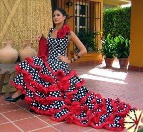 Испанские костюмы танцевальные купить