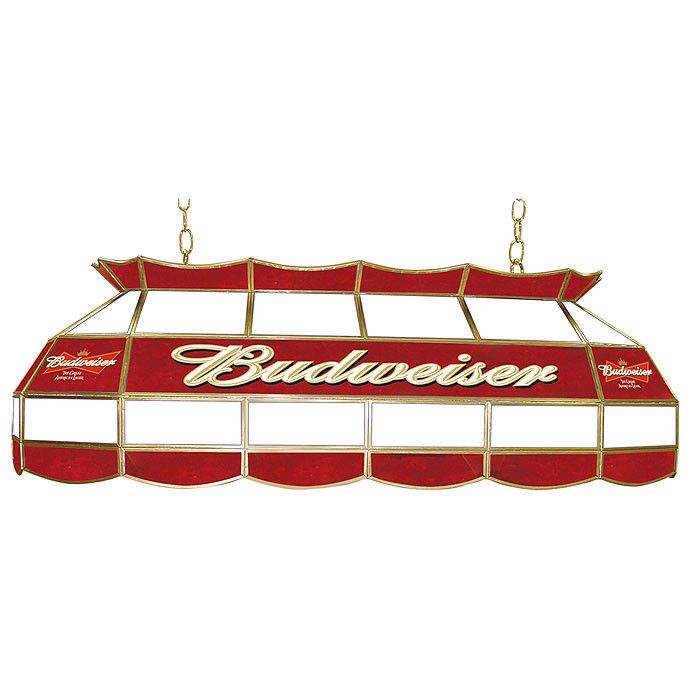 Budweiser Stained Glass Pool Table Light: 8 Best U.S Flag Lamps Images On Pinterest