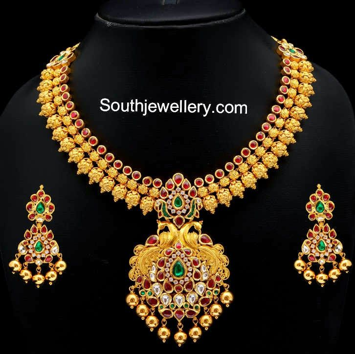 66 best Gold jewelry images on Pinterest Gold jewelry Indian