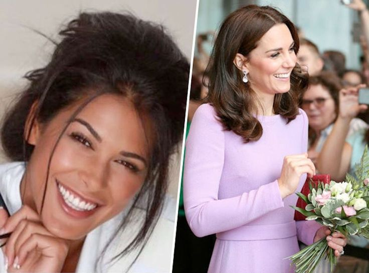 Actu : Le relooking dAyem Nour Kate Middleton enceinte !