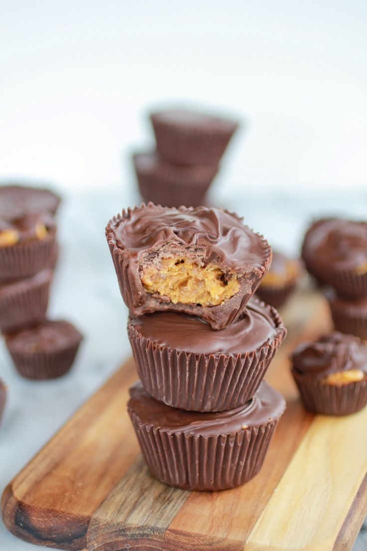 Special K-Bar Chocolate Cups