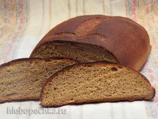 Баденский деревенский хлеб (Badisches Landbrot)