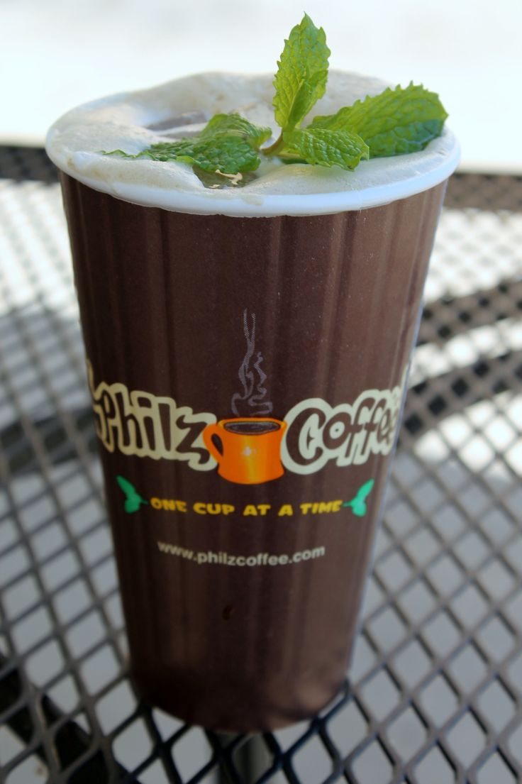 Philz Coffee - yes please. Philtered Soul brew specifically with a bit a mint in it - changed my outlook on mornings.