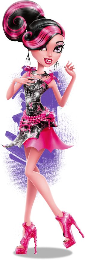 Monster high!