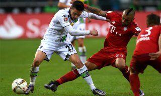 Vidal y Bayern fueron humillados, goleados y perdieron el invicto en Alemania. Diciembre 06, 2015.