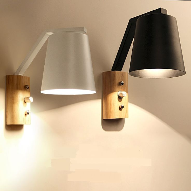 Lights lighting 8799 pinterest solid wooden wall lamps creative living background bedside loft garden balcony aisle corridor black white wall mozeypictures Images