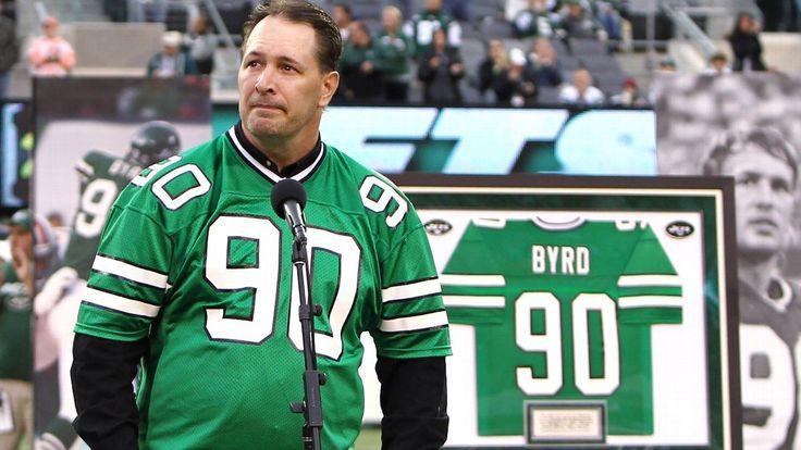 Former Jets DE Dennis Byrd killed in Oklahoma highway crash
