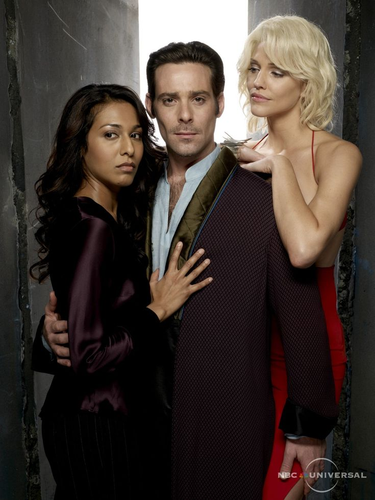 Torry Foster, Gaius Baltar & Six