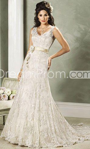 Amazing vintage wedding dress