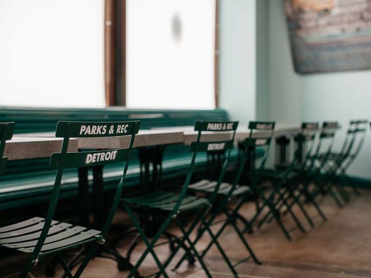 Opening Alert: Parks & Rec Diner Hits Downtown Detroit Today - Eater Detroit