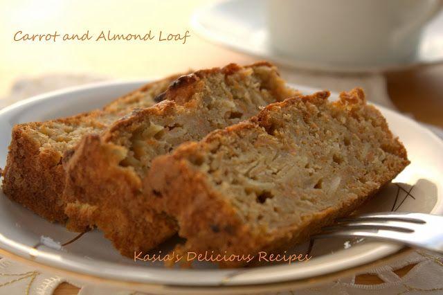 Low Fat Carrot Bread 13