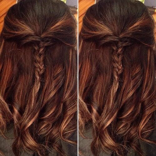 Are You Looking For Red Brown Hair Ideas To E Up Your Style This Summer Look No Further Because We Gathered S Hottest Colors