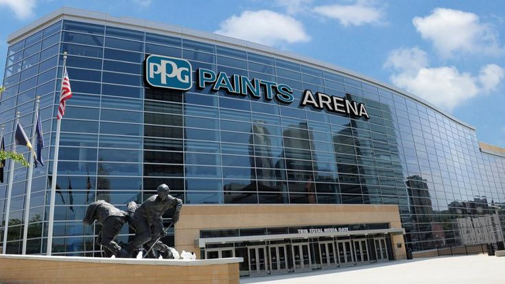 Pittsburgh Penguins home to become 'PPG Paints Arena' | NHL.com