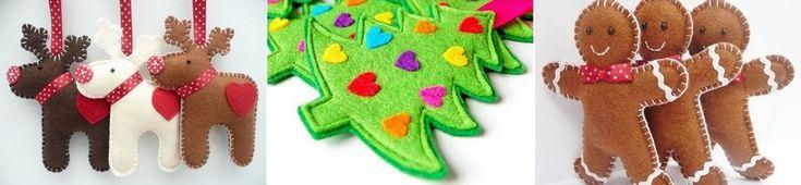 Réaliser vos décorations de Noël