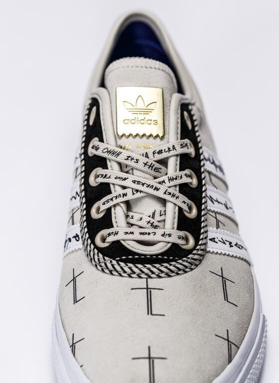 new product ec8d6 b69be AAP Ferg Honors Yams With A New Adidas Skateboarding Collect