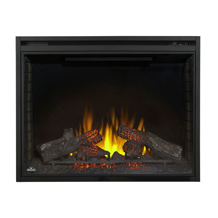 Shop Napoleon Bef Ascent Built In Electric Fireplace At Lowe 39 S Canada Find Our Selection Of
