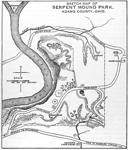 Mound Builders: Ohio's Serpent Mound Visitors Guide