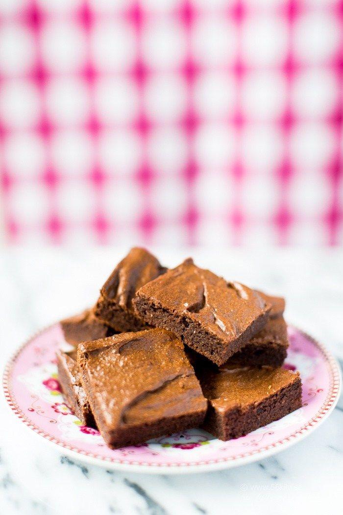 Brownies / Brownie Paleo LCHF Glutenfria