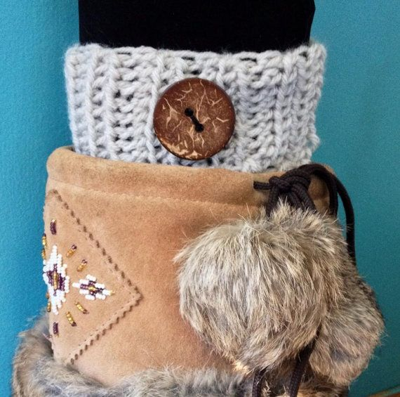 Crochet Ribbed Boot Cuffs Boot Toppers  Cream with by KnotSewKrazy, $24.99