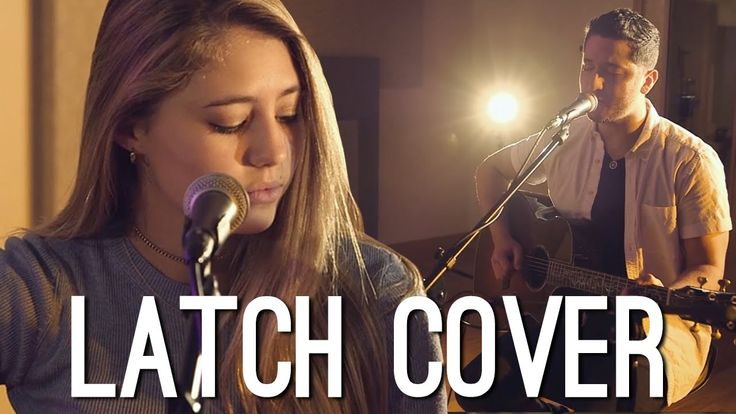 Latch - Disclosure feat. Sam Smith (Lia Marie Johnson feat. Boyce Avenue)  One of the BEST covers I have heard in a long time. I love it! :)