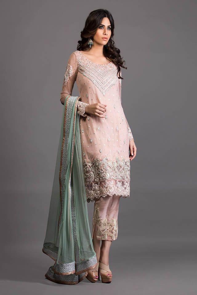 2016 Luxury Pret Zainab Chottani Latest Collection Images