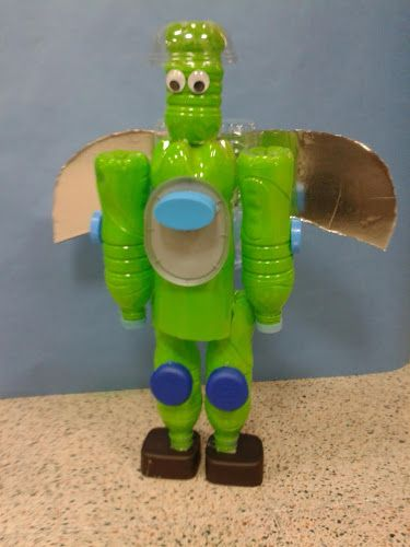 2356 Best Robots Reciclados Images On Pinterest Recycled