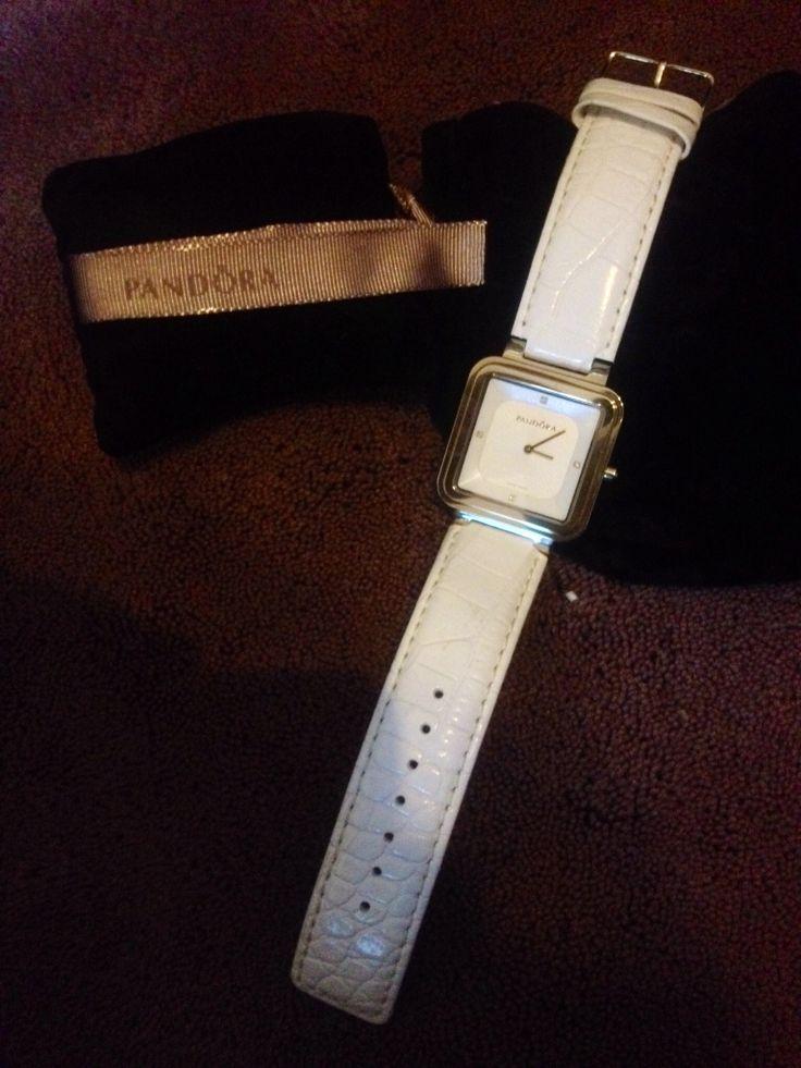 My 1st Pandora Watch... Super Like!!!