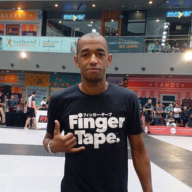 FINGER TAPE Knows Jiu Jitsu. From One Championship to ADCC in just one weekend! @bruninhobbjj standing by his proteges @agilanthani in Malaysia and @shemrockbjj in Singapore as they take on (and beat) the best in the world. Be inspired. Be awesome. Save your grips. #柔術 #柔术 #ブラジリアン柔術 #주짓수 #브라질유술 #bjj #jiujitsu #brazilianjiujitsu #judo #유도 #柔道 #adcc #onechampionship #malaysia #singapore #grappleasia #instagram #pinterest #fingertape #fingatepu