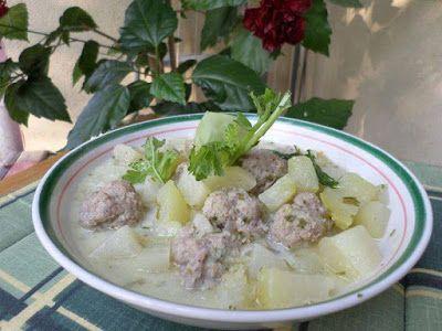 Karalábés húsgombóc (glutén-tej-tojásmentes) ~ Éhezésmentes Karcsúság Szafival