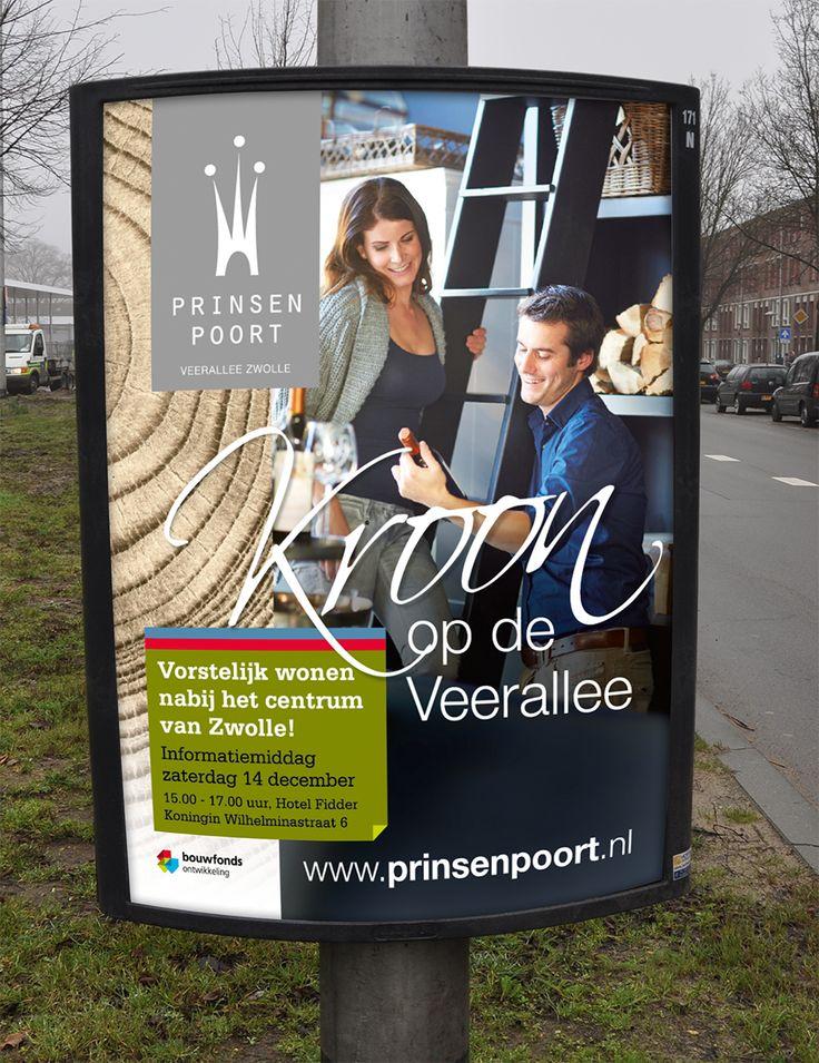 Citydisplay Prinsenpoort, Zwolle