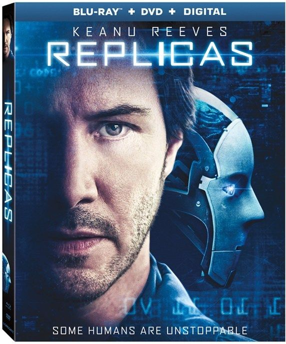 "Win ""Replicas"" On Blu-ray 