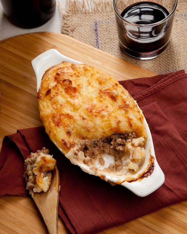 Hachis Parmentier (French Shepherd's Pie!)
